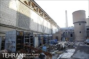 مذاکره با آلمان برای احیای کارخانه سیمان ری