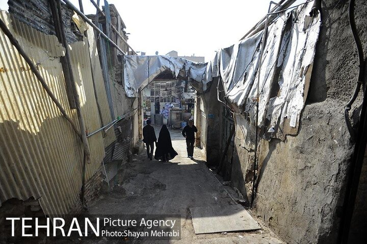 ۱۲۰ هزار ساختمان نامقاوم در برابر زلزله در بافت فرسوده تهران وجود دارد