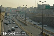 کیفیت هوای پایتخت در انتظار تصمیمگیری برای کنترل تردد خودروها