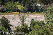 حجت نظری: فضای ورزشی در کنار فضای سبز در پادگان ۰۶ شکل گیرد