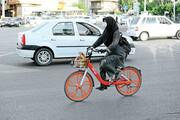 رسیدن به سهم ۴۰ درصدی سفر با دوچرخه