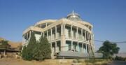 بنای تاریخی قصر فیروزه به عنوان موزه به روی شهروندان باز می شود
