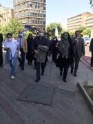 ۵۰۰ کیلومتر پیاده راه تا پایان سال در تهران ساخته می شود