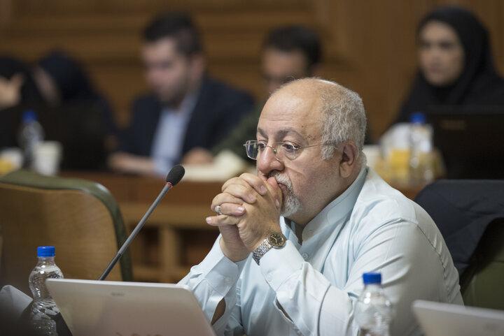تهران روی ریل زیست پذیری