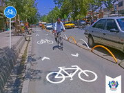 ساخت مسیر دوچرخه سواری در ۵ منطقه تهران تصویب میشود