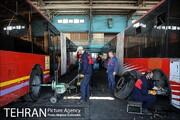 بازسازی ۵۰ دستگاه اتوبوس دو کابین تا پایان امسال