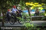 حناچی: توسعه مسیرهای دوچرخه ارزانترین درمان برای کم تحرکی جامعه است