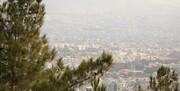 گزارش وضعیت «ازن» هوای تهران