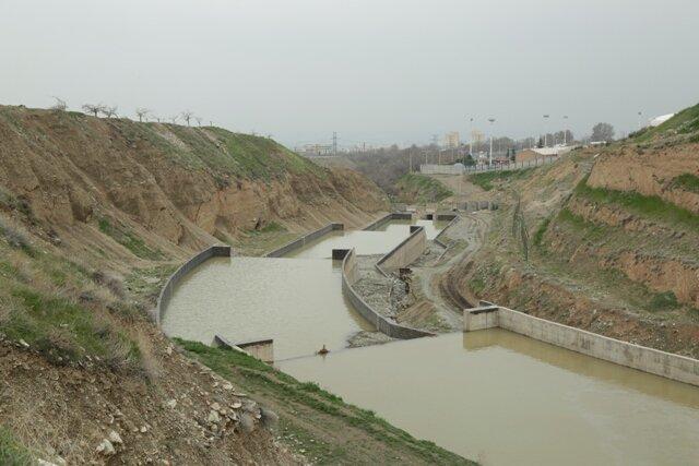 تشریح فعالیت شهرداری منطقه ٥، برای هدایت آبهای سطحی