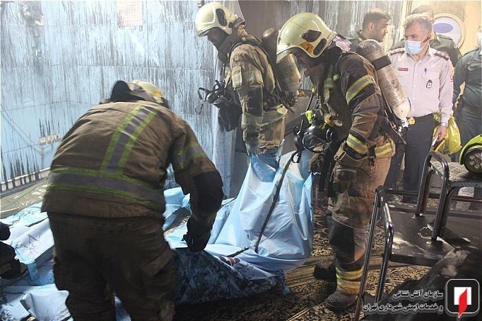 روزانه ۳۰ آتش سوزی جدی در تهران اتفاق می افتد