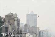سهم هر یک از منابع آلاینده در آلودگی هوای تهران