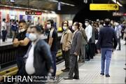 تعداد مسافران مترو، روزانه حدود ۸۰۰ هزار نفر