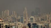 تهران؛ آلوده برای گروه های حساس