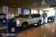 مراجعه ۱۱۱۴۰۰۰ دستگاه خودرو به مراکز معاینه فنی شهر تهران