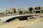 پیشرفت ۶۳ درصدی عملیات اجرایی فاز نخست بزرگراه شهید بروجردی