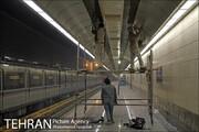 بهره برداری از ۱۹ ایستگاه مترو و ۱۳۳ دستگاه واگن طی سه سال