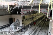 هزینه ساخت یک کیلومتر مسیر مترو از ۵۱ میلیارد به ۱۰۰۰ میلیارد تومان رسید