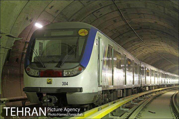 خودکفایی در ساخت قطعات مترو کمبودهای ناوگان ریلی را برطرف می کند