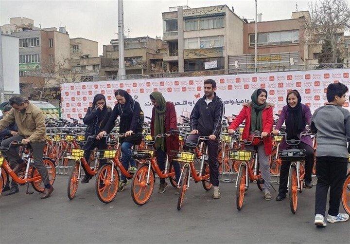 """انجام ۲۵ درصد سفرهای کاری """"هلندیها"""" با دوچرخه"""