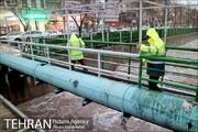 تاب آوری آبی تهران افزایش می یابد