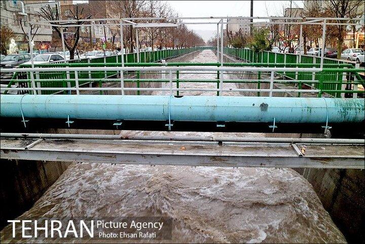 سامانه پایش و مانیتورینگ بارش و رواناب شبکه مدیریت آبهای سطحی رونمایی شد