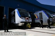 کمبود ۱۵۰۰ واگن در ناوگان متروی پایتخت