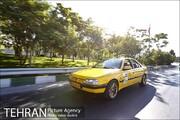۱۶۱۷ دستگاه تاکسی تحویل داده شد