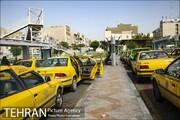 رانندگان تاکسی از سهمیه ناکافی بنزین دولتی ناراضی هستند