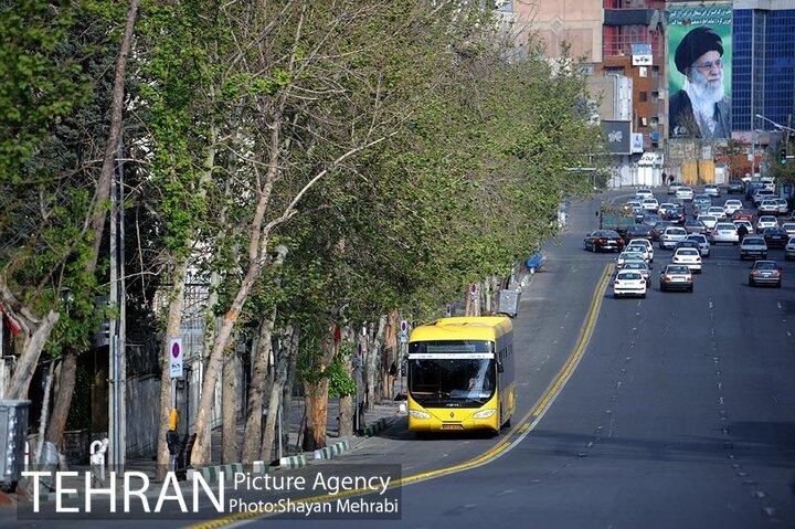 ۳۶۱ مورد تماس با موضوع تأخیر اتوبوس بخش خصوصی