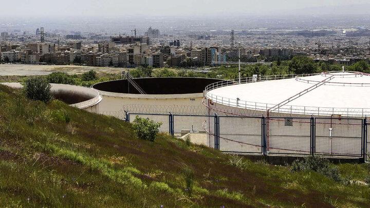 انبارهای نفت و لوله های پوسیده انتقال بنزین پاشنه آشیل تهران