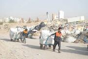 سمنها اهرم نظارت مردمی برای معضل زبالهگردی کودکان