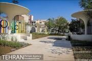 فضای فراموش شده محله نظام آباد، بوستان شد