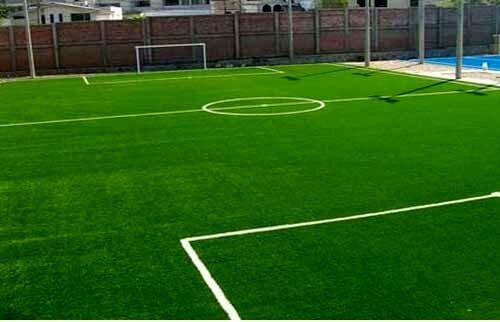 آماده سازی فاز اول مجموعه ورزشی مراد آباد