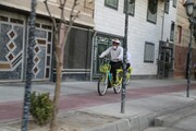 احداث ۴ مسیر  دوچرخه سواری در منطقه ۱۵