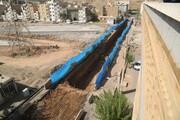 آغاز ساخت یک زیرگذر جدید در منطقه ۱۵