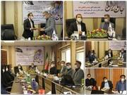 دیدار مشاور شهردار با پزشکان شهرداری