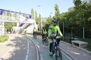 دوچرخه مد ترافیکی تهران می شود