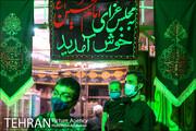 نمره قبولی تهران در برگزاری عزاداری ایمن