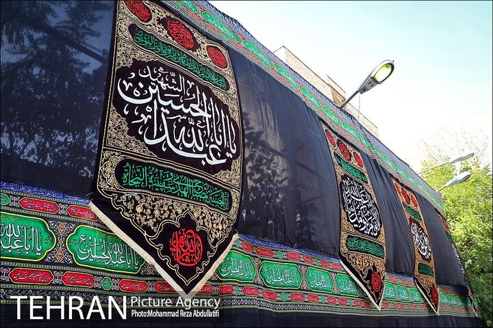 بوستان های شهر پذیرای مراسم عزاداری سید و سالار شهیدان