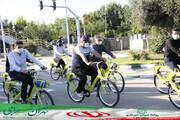 ساخت تفرجگاه تخصصی دوچرخه در منطقه ۱۸