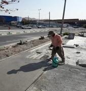 ساخت ۶ هزار متر مسیر دوچرخه سواری در منطقه ۴