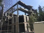 آخرین وضعیت پروژه عمرانی شهربانو منطقه ۱۶