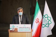 تهران با کارخانه سیمان ری ساخته شد