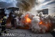 واکنش اعطا به جذب آتش نشانان زن در تهران