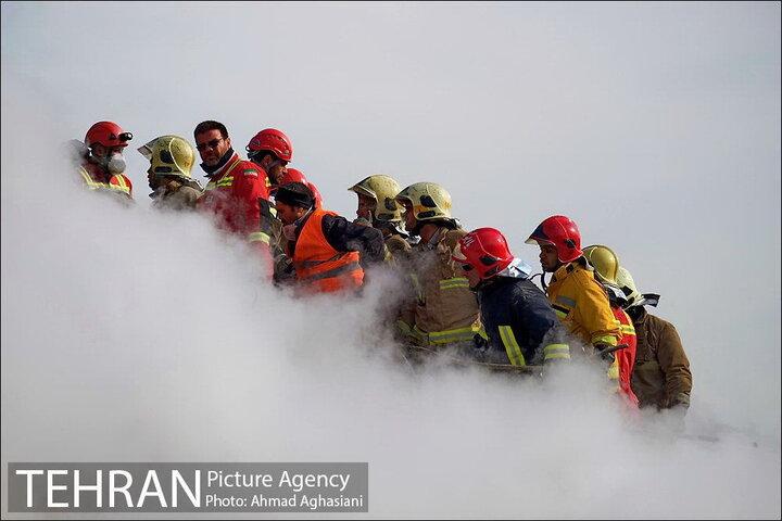آتش نشانی تهران؛ از پلاسکو تا سینا اطهر
