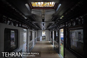 رونمایی قطار ملی مترو در دهه فجر