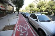 بهسازی  ۹۱ کیلومتر از معابر پیاده روی تهران