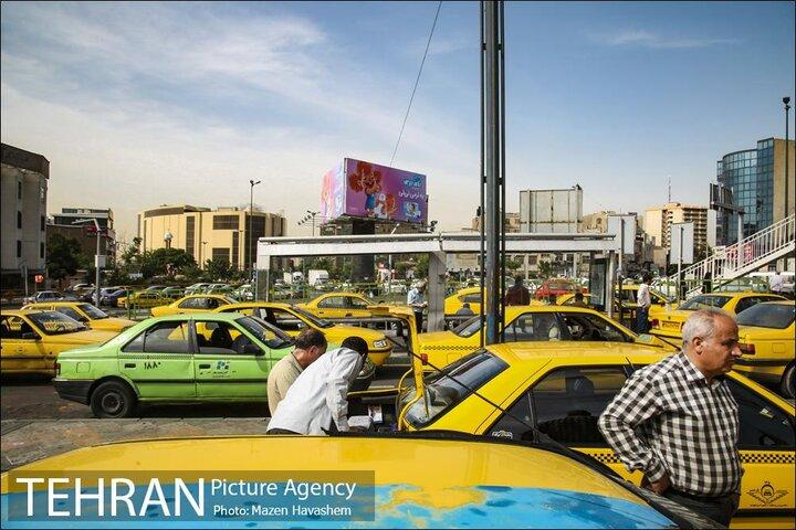 کارخانههای خودرو ساز قیمت تاکسیها را افزایش ندهند