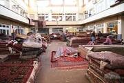 موزه فرش در گذرگاه فرهنگی مترو خیام برپا میشود