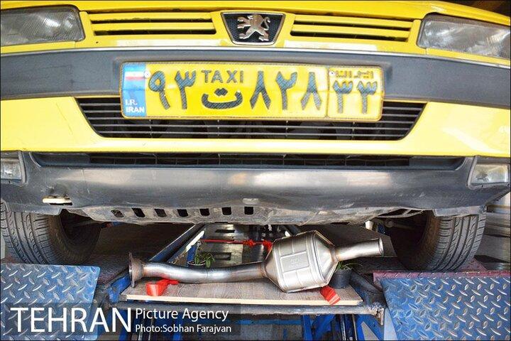هزینه مراجعه اول معاینه فنی تاکسیها  ۲۶ آذر رایگان است